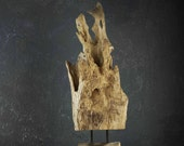 Beach Décor Drift Wood Piece on a stand #5  by SEASTYLE