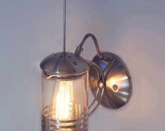 Sconce, Coffee press, Wall Light