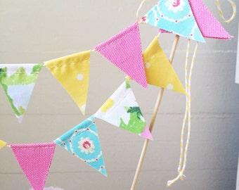 """Cake Bunting- """"Birthday Parade"""""""