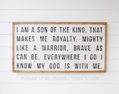 son of a King