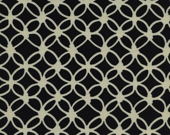 Macrame - Knotty in Midnight - Rashida Coleman-Hale for Cotton + Steel - 1933-4
