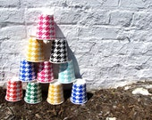 50 Paper Cups - Disposable, Biodegradable, Sustainable! (10 oz)
