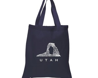 Small Tote Bag - UTAH