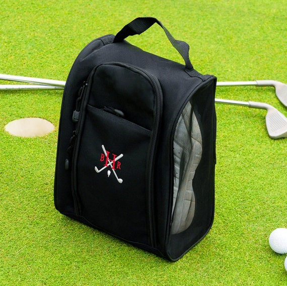 Etsy Golf Shoe Bag