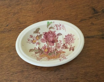 Vintage Soap Dish,Charlotte Royal Crownford Staffordshire,England