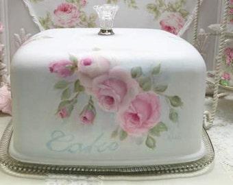 Square Cake Cover