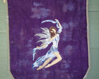 Fairy Banner, Large Banner, Fairy Wall Art