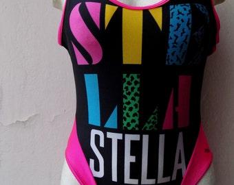 20% ON SALE, Stella Vintage Yassa swimwear, retro swimsuit