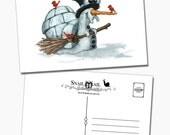 Snail Mail: Frosty the Snow Snail