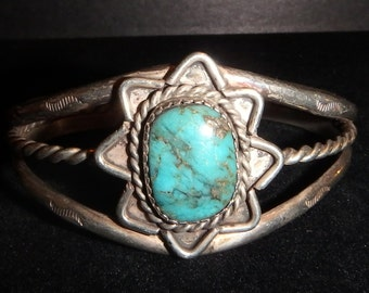 Southwest Cuff Bracelet