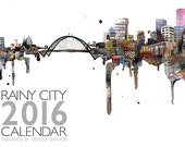2016 Limited Edition Calendar