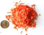 New! Micro-Confetti - Orange
