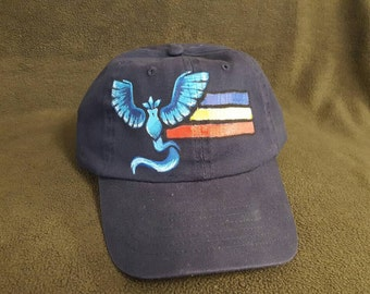 Team Blue Primaries Adjustable Cap