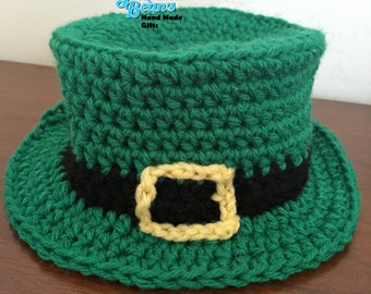 Fun Top Hat Crochet Pattern