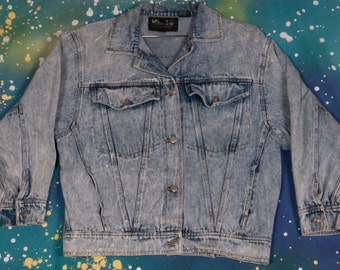 ELGO Denim Jacket Size M