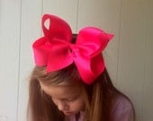 Big hair bow, Headband, Hair bows for girls, Headbands for babies, Toddler hair accessory, Boutique Hair Bows