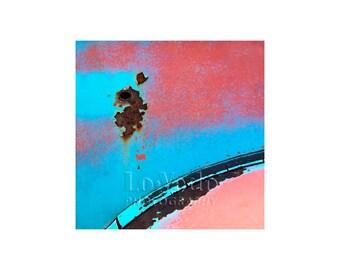 Cuba Colors, Rusty Car, Tropical Beach, Fiesta, Abstract Photo, Scrap Yard, Junkyard Art