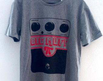 Big Muff - Screen printed Tee