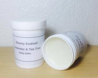 HANDMADE BABY BALM~ All  Natural Diaper Cream