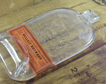 Flat Bottle - Bulleit Bourbon