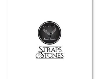 Professional Logo Custom Made - OOAK Logo - Customized and Personlized Business Branding - Graphic Design Logo