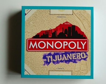 Monopoly Tijuanero / Tijuana version of the classic game
