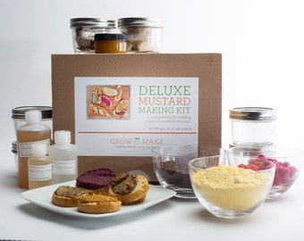 DIY Deluxe Mustard Kit