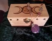 Talisman and Trinket Box TriMoon