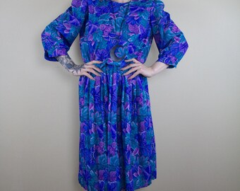 Mystic Vibrations Vintage Dress