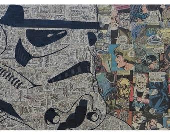 Stormtrooper Print 11x17