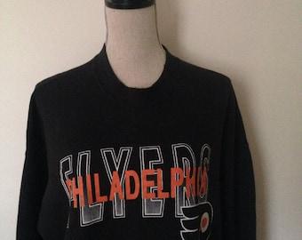 Vintage Philadelphia Flyers 90s Sweatshirt