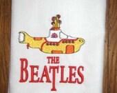 Towel Beatles Yellow Submarine
