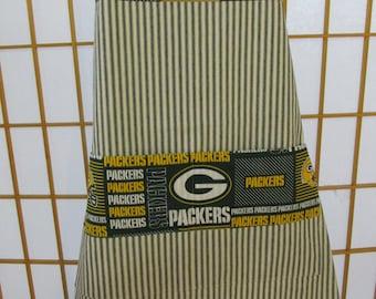 Green Bay Packer apron