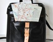 Paris City Map Journal, Mini Notebook, Travel Notebook