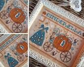 Cinderella - PDF DIGITAL Cross Stitch Pattern
