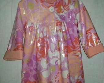Toddler Girl Rain Coat