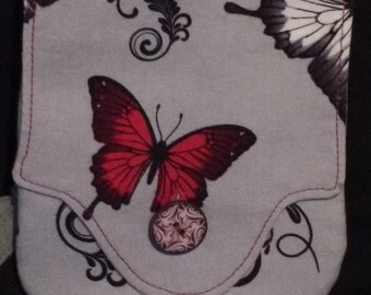 Baroque Butterflies (2) Petit Pocket