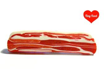 Vacation SALE Bacon Tie Tack Pin