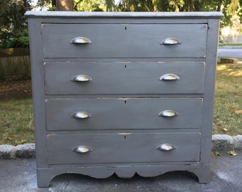 Versatile Antique with Marble Top -  Circa 1920