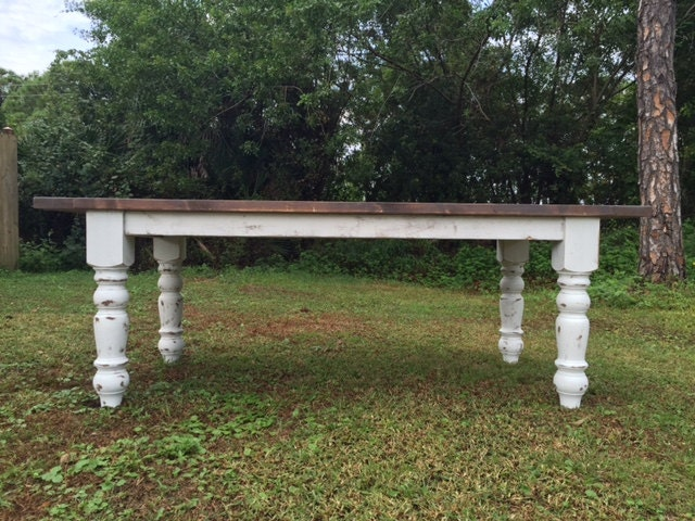 Husky Farmhouse Table Rustic Dining Table LOCAL SALE ONLY