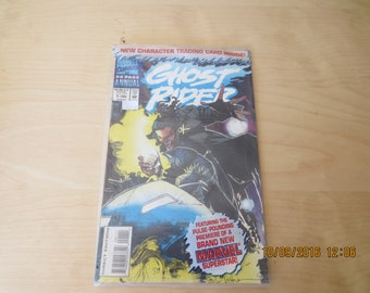 GHOST RIDER ANNUAL 1  64 Pages Trading card Never Read In Plastic Mint Box 16