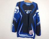 motocross jersey size M