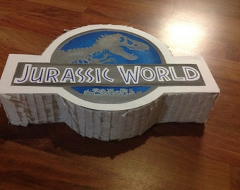 Jurassic World Pinata
