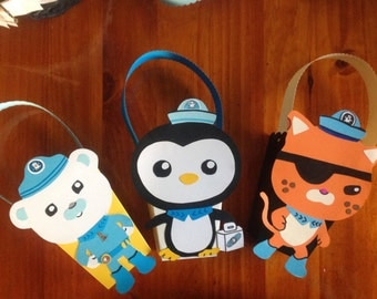 Set of 15 Octonaut's Party Bags