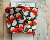 Penguin Coffee Cozy