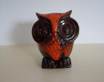 Vintage Ceramic OWL Bank