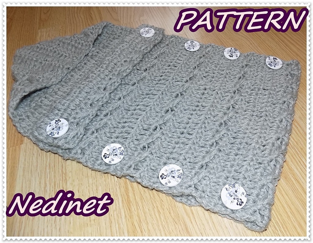 Crochet PATTERN Crochet Baby Sleeping bags PATTERN baby