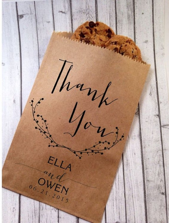 ... Bags, Favor Bags, Personalized Wedding Favor Bags, Treat Bags, Custom
