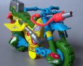 Vintage Teenage Mutant Ninja Turtles Muta-Bike C8