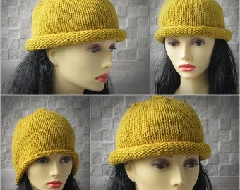 Advanced Style Winter Chemo Hat skull cap Womens chemo hats Knitted Hat for Women Ladies Hat